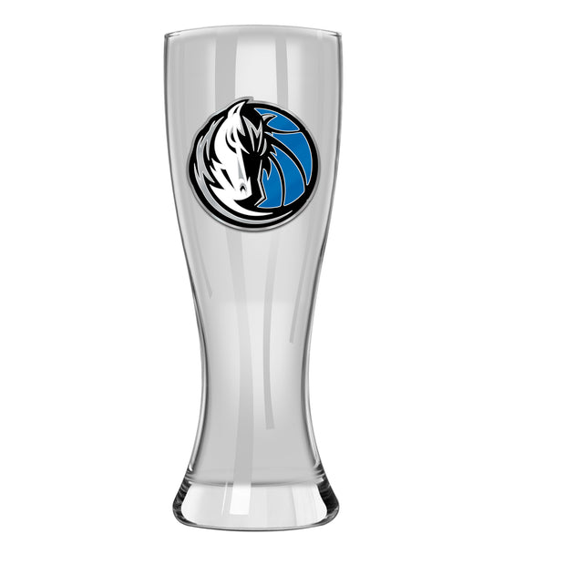 DALLAS MAVERICKS 23 OZ HORSE HEAD CLASSIC PILSNER