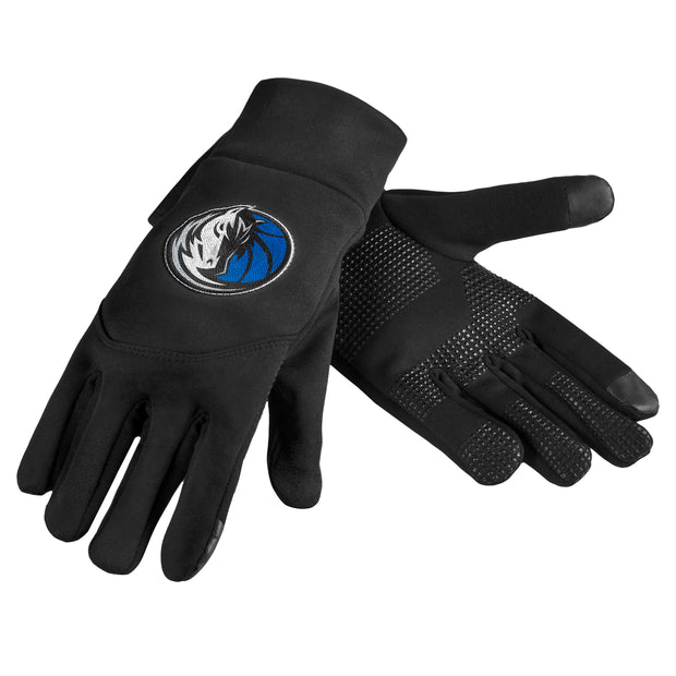 DALLAS MAVERICKS BLACK NEOPRENE GLOVE