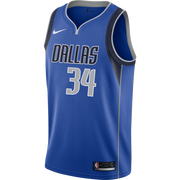 DALLAS MAVERICKS DEVIN HARRIS ICON SWINGMAN JERSEY