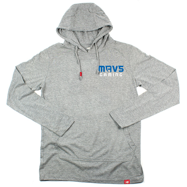 DALLAS MAVERICKS MAVS GAMING ROWAN LONG SLEEVE HOODIE