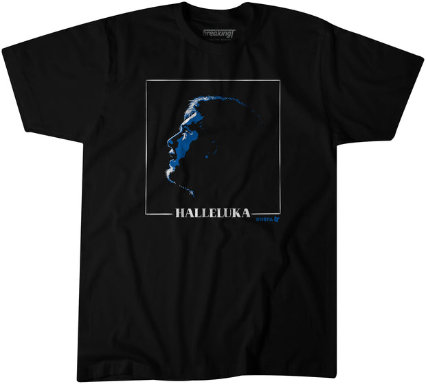 DALLAS MAVERICKS HALLELUKA DONČIĆ TEE