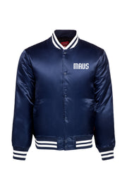DALLAS MAVERICKS SPORTIQE FULLERTON VARSITY JACKET