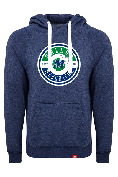 DALLAS MAVERICKS HWC OLSEN FLEECE HOODIE