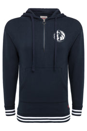 DALLAS MAVERICKS SPORTIQE WOMEN'S PRINCETON ZIP HOODIE