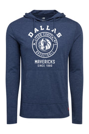 DALLAS MAVERICKS SPORTIQE ROWAN BROCK HOODIE TEE