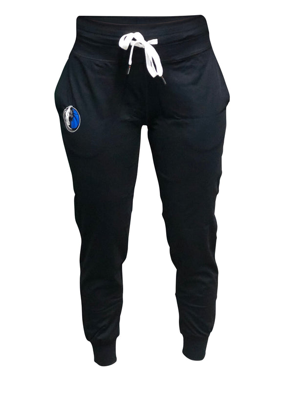 DALLAS MAVERICKS KADY LUXE ATHLETIC JOGGERS