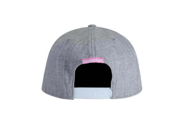 DALLAS MAVERICKS BREAST HEALTH AWARENESS SNAPBACK CAP