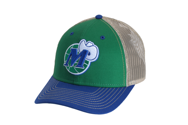 DALLAS MAVERICKS YOUTH HWC 2-TONE SNAPBACK CAP