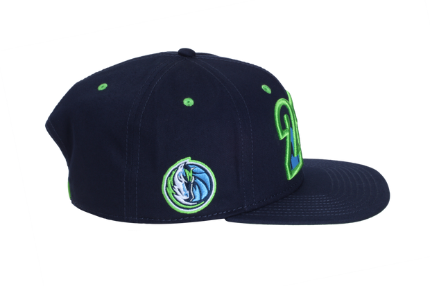 DALLAS MAVERICKS CITY EDITION 19-20 214 SKYLINE SNAPBACK
