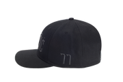 DALLAS MAVERICKS YOUTH DONČIĆ BLACK TONAL CAP