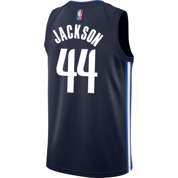 DALLAS MAVERICKS JUSTIN JACKSON 20-21 STATEMENT SWINGMAN JORDAN BRAND JERSEY