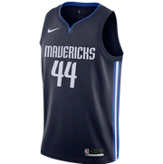 DALLAS MAVERICKS JUSTIN JACKSON STATEMENT SWINGMAN JERSEY