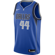 DALLAS MAVERICKS JUSTIN JACKSON ICON SWINGMAN JERSEY