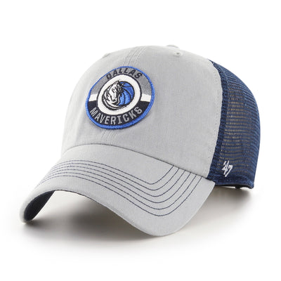 DALLAS MAVERICKS 47BRAND CIRCLE PORTER CAP