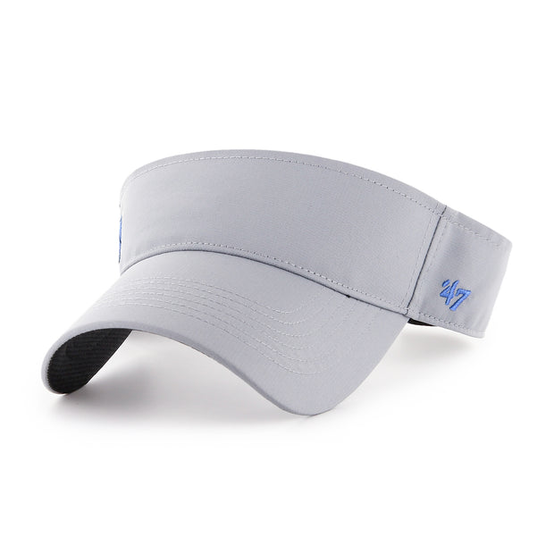 DALLAS MAVERICKS 47 BRAND REPETITION VISOR