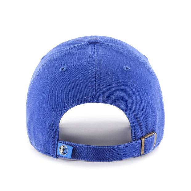 DALLAS MAVERICKS 47BRAND ROYAL HH CLEAN UP CAP