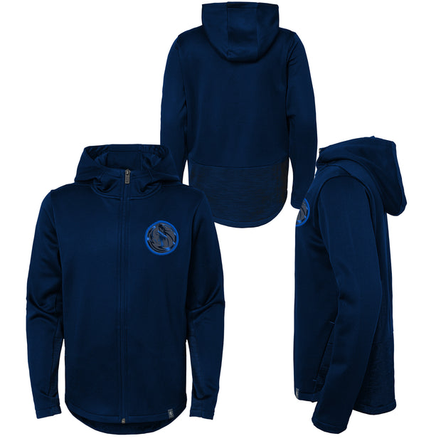 DALLAS MAVERICKS KIDS BALLISTIC FULL ZIP JACKET