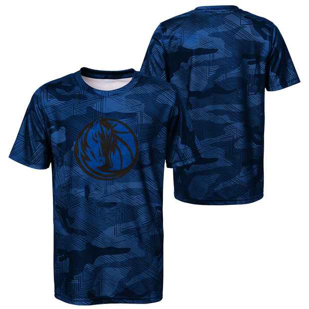 DALLAS MAVERICKS YOUTH FULL ASSAULT TEE