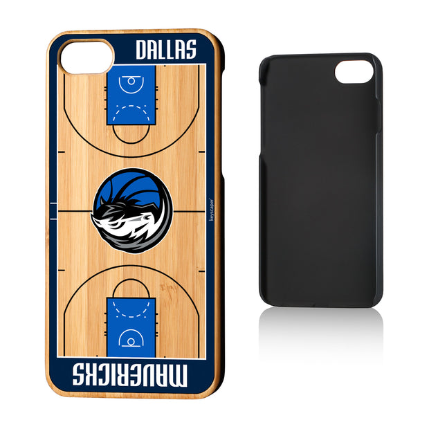 DALLAS MAVERICKS KEYSCAPER '18 COURT 7/8 IPHONE CASE