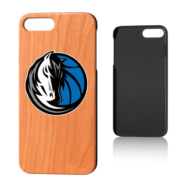DALLAS MAVERICKS KEYSCAPER '18 WOOD 7+/8+ IPHONE CASE