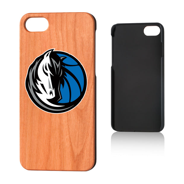 DALLAS MAVERICKS KEYSCAPER '18 WOOD 7/8 IPHONE CASE