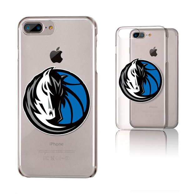 DALLAS MAVERICKS KEYSCAPER '18 CLEAR 7+/8+ IPHONE CASE