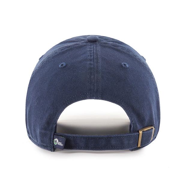 DALLAS MAVERICKS HWC NAVY CLEAN UP CAP