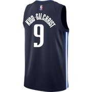 DALLAS MAVERICKS MICHAEL KIDD-GILCHRIST STATEMENT SWINGMAN JERSEY