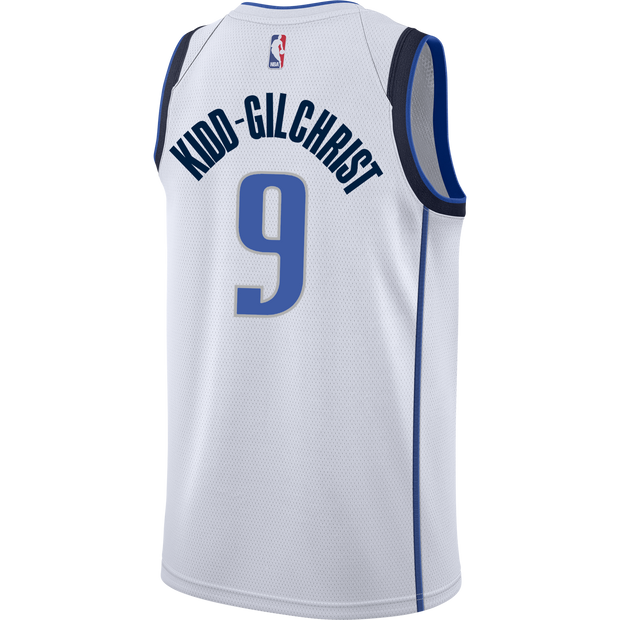 DALLAS MAVERICKS MICHAEL KIDD-GILCHRIST ASSOCIATION SWINGMAN JERSEY