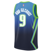 DALLAS MAVERICKS MICHAEL KIDD-GILCHRIST CITY EDITION 19-20 SWINGMAN JERSEY