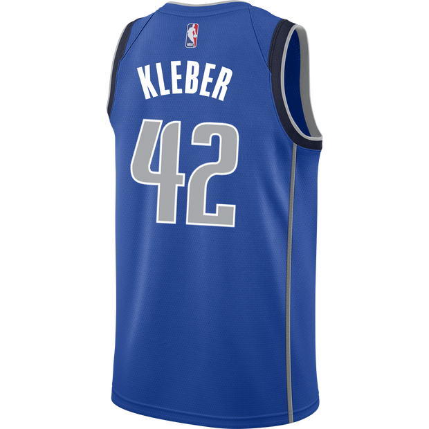 DALLAS MAVERICKS MAXI KLEBER ICON SWINGMAN JERSEY
