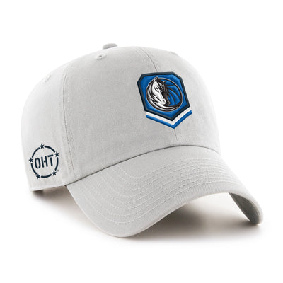 DALLAS MAVERICKS OPERATION HAT TRICK 2019 CLEAN UP CAP