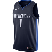 DALLAS MAVERICKS COURTNEY LEE STATEMENT SWINGMAN JERSEY