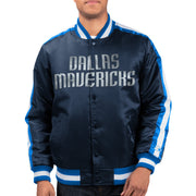 DALLAS MAVERICKS STARTER O-LINE VARSITY JACKET