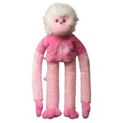 DALLAS MAVERICKS PINK JERSEY MONKEY PLUSH