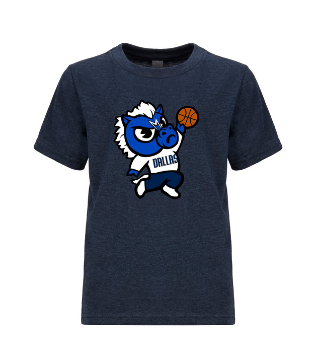DALLAS MAVERICKS YOUTH TOKYODACHI CHAMP DUNKING TEE