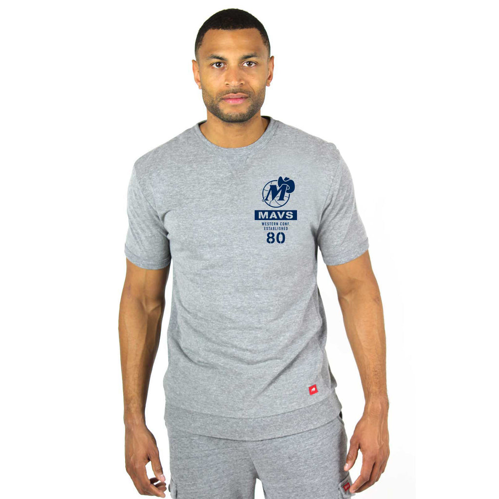DALLAS MAVERICKS MENS SPORTIQE BRANTLEY ROBERTS TEE