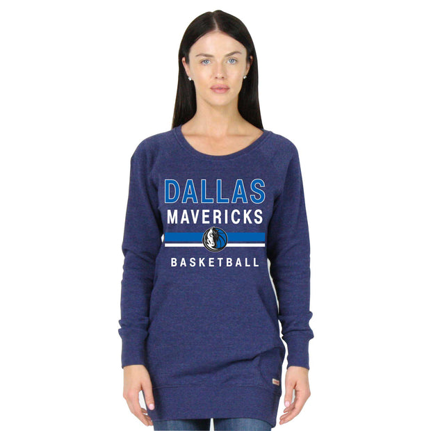DALLAS MAVERICKS WOMENS SPORTIQE WHITNEY LONG SLEEVE TEE