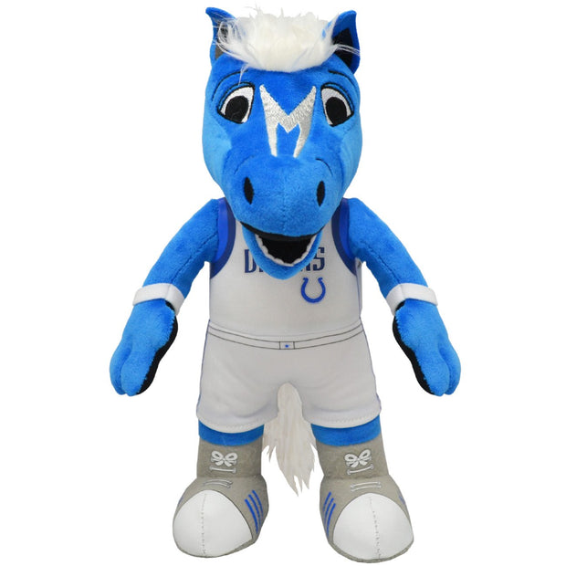"DALLAS MAVERICKS 10"" CHAMP MASCOT PLUSH"