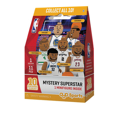 DALLAS MAVERICKS MYSTERY SUPER STAR OYO PACK