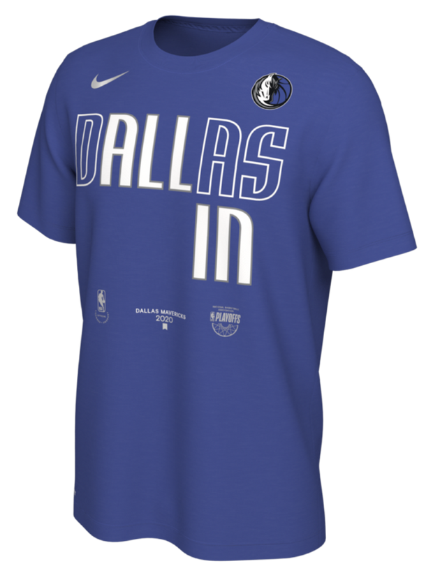 DALLAS MAVERICKS NBA PLAYOFFS 2020 MANTRA TEE