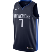 DALLAS MAVERICKS DWIGHT POWELL STATEMENT SWINGMAN JERSEY