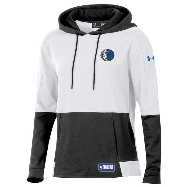 DALLAS MAVERICKS UNDER ARMOUR WOMENS COMBINE BASELINE HOODIE