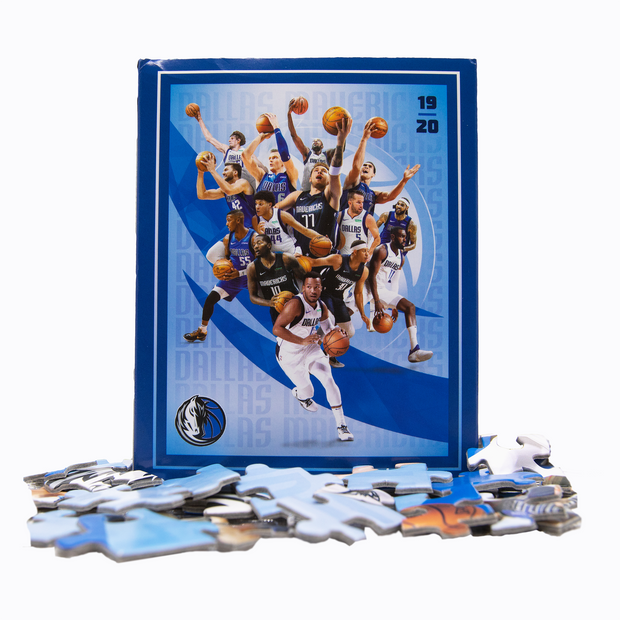 DALLAS MAVERICKS 2019-2020 TEAM 200 PC PUZZLE