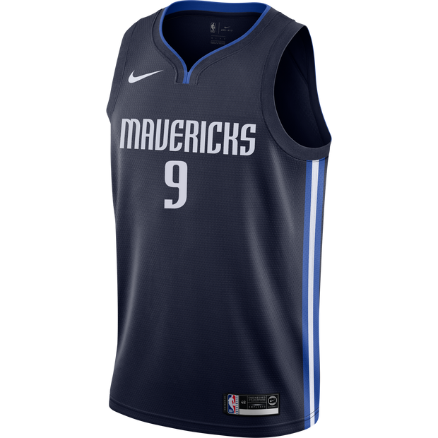 DALLAS MAVERICKS ISAIAH ROBY STATEMENT SWINGMAN JERSEY