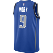 DALLAS MAVERICKS ISAIAH ROBY ICON SWINGMAN JERSEY