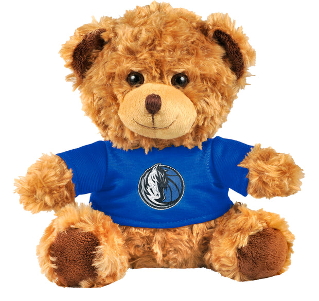 DALLAS MAVERICKS T-SHIRT BEAR PLUSH