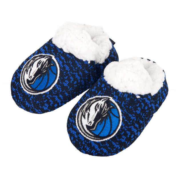 DALLAS MAVERICKS POLYKNIT BABY BOOTIE