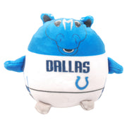 DALLAS MAVERICKS SMUSHERZ PLUSH
