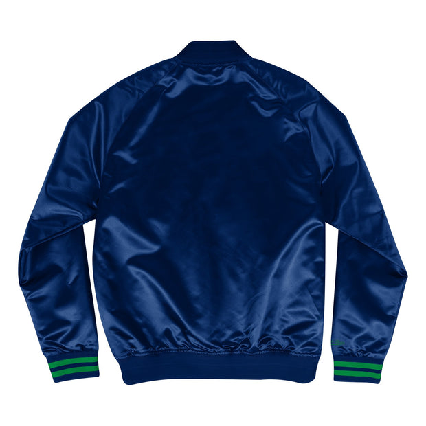 DALLAS MAVERICKS BIG & TALL HARDWOOD CLASSIC SATIN JACKET